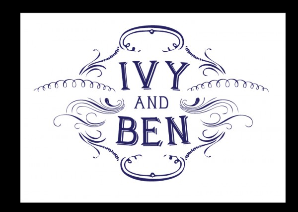 Ivy and Ben's Logo