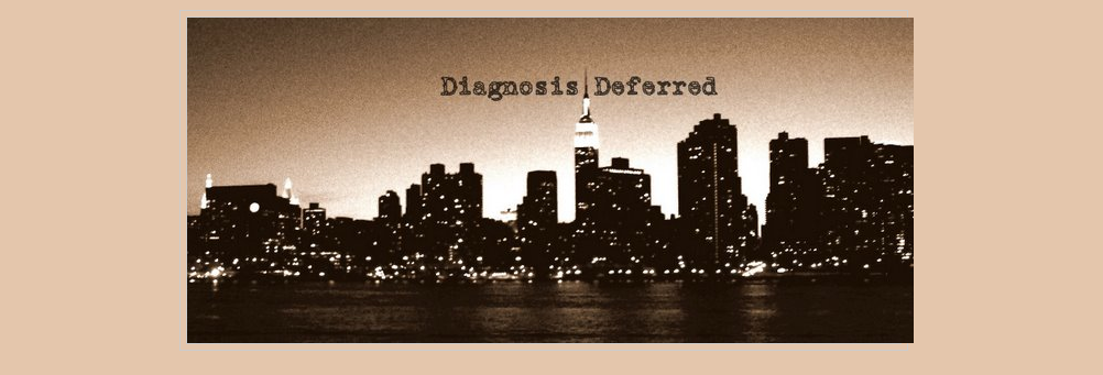Bespoke Stationery featured on Diagnosis Deferred