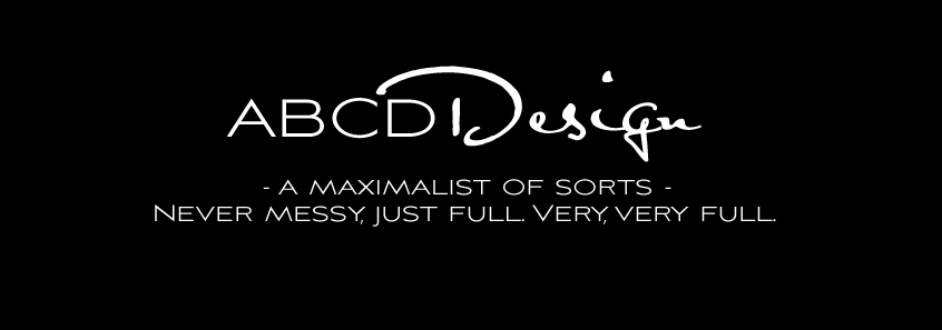 ABCD Design: Never Messy, Just Full.
