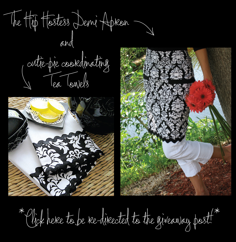 Hip Hostess Giveaway with ABCD Design