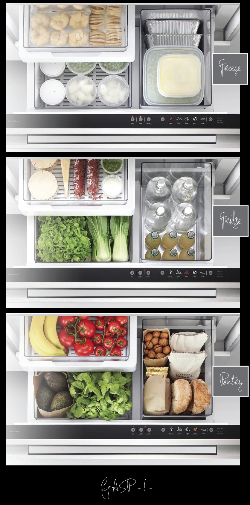 CoolDrawer-Pantry-Storage-Fisher-Paykel