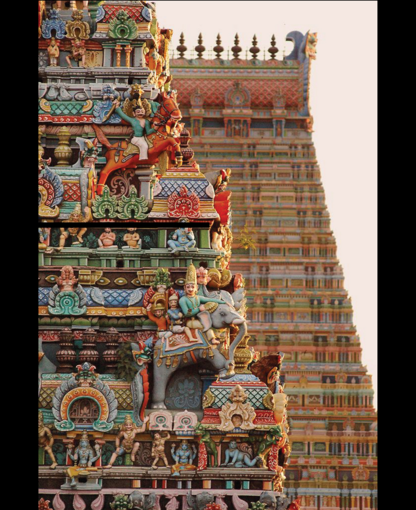 Colorful-Indian-Temple