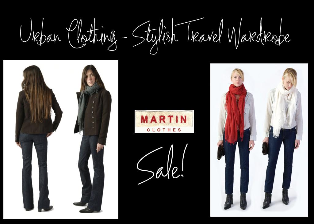 Martin Clothes