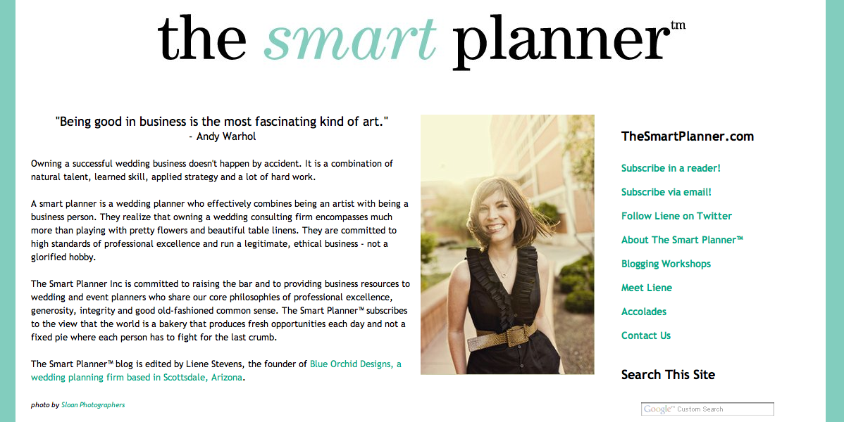 Blogging Boot Camp with The Smart Planner
