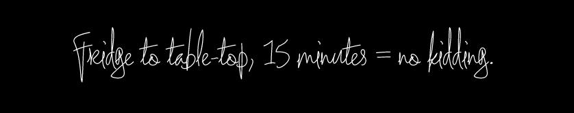 15 Minute Salmon