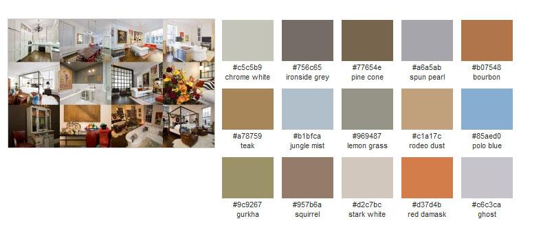 ABCD Palette