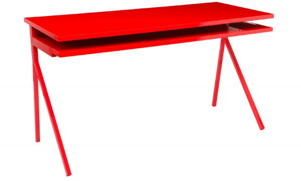 Red Desk from Blu Dot