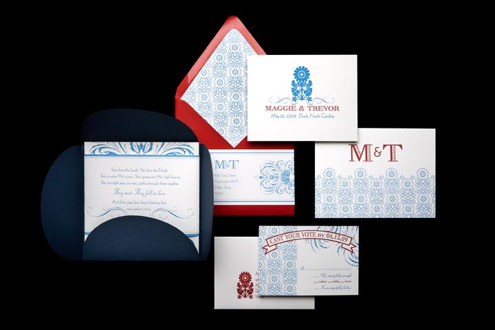Wedding Stationery Wardrobe