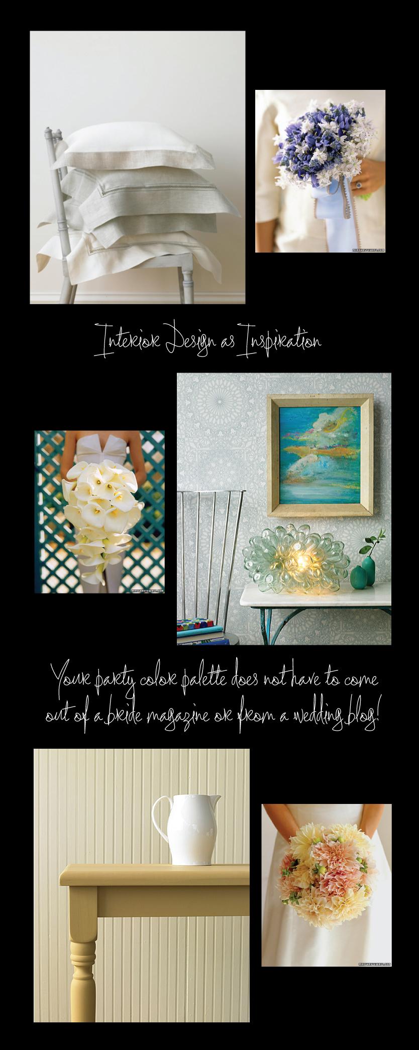 Interior Design as Inspiration