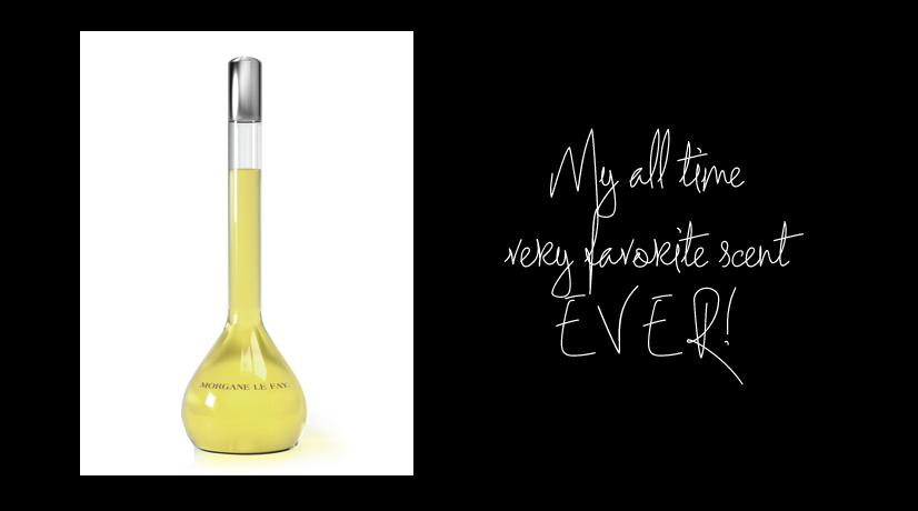 Morgane Le Fay Perfume