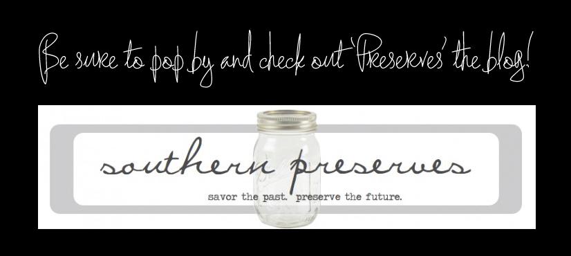Preserves, the blog