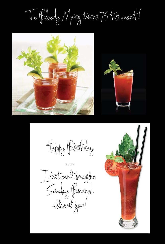 Bloody Mary's 75th Birthday