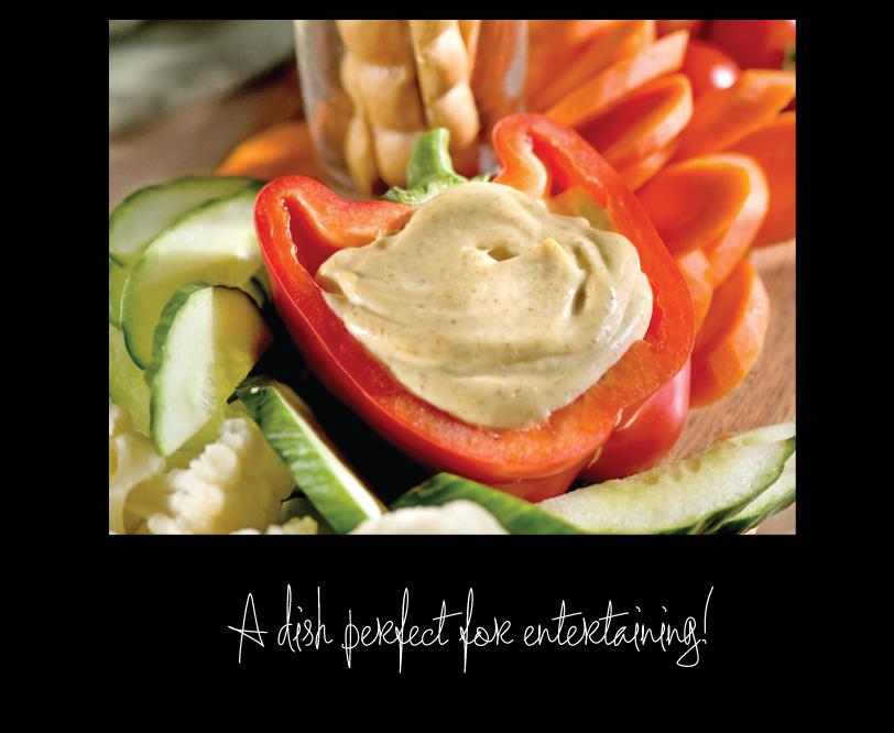 Curry Dip - photo via Food Network