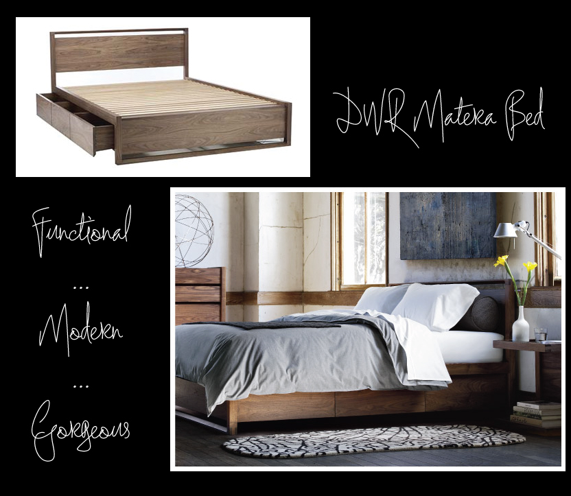 DWR Matera Bed