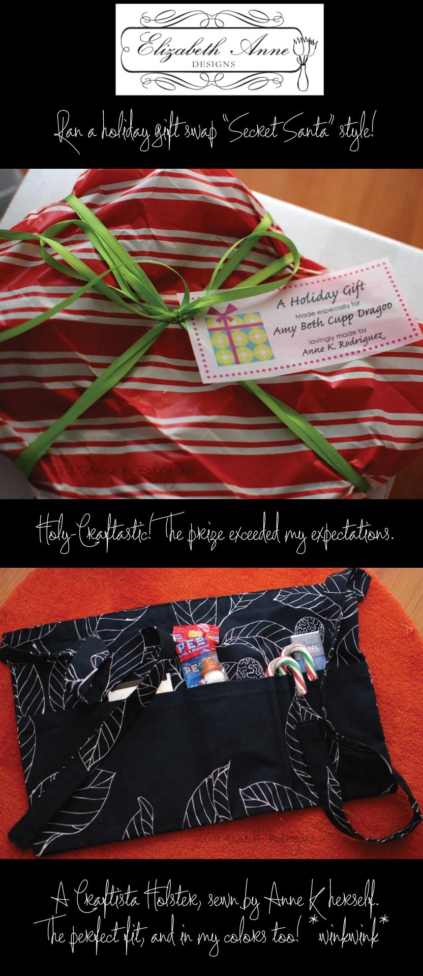 EADL Holiday Secret Santa Swap