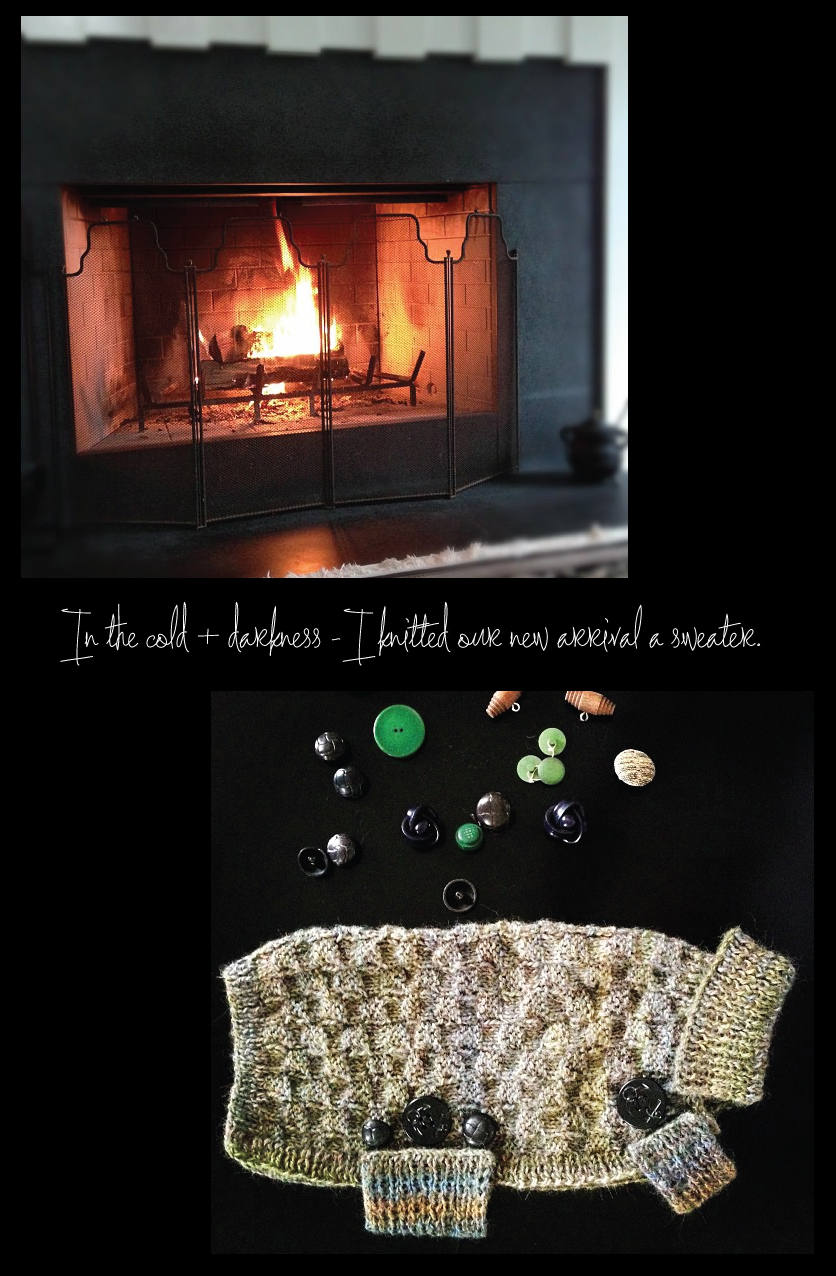 knitting-by-the-fire