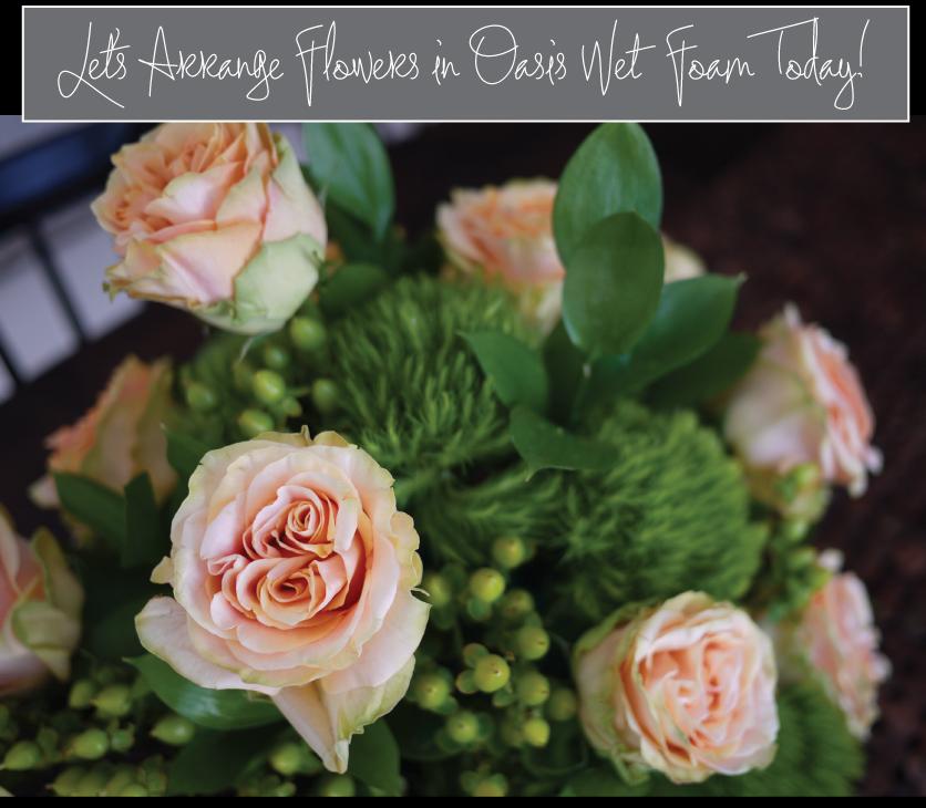 Oasis-Wet-Foam-Flower-Arrangement