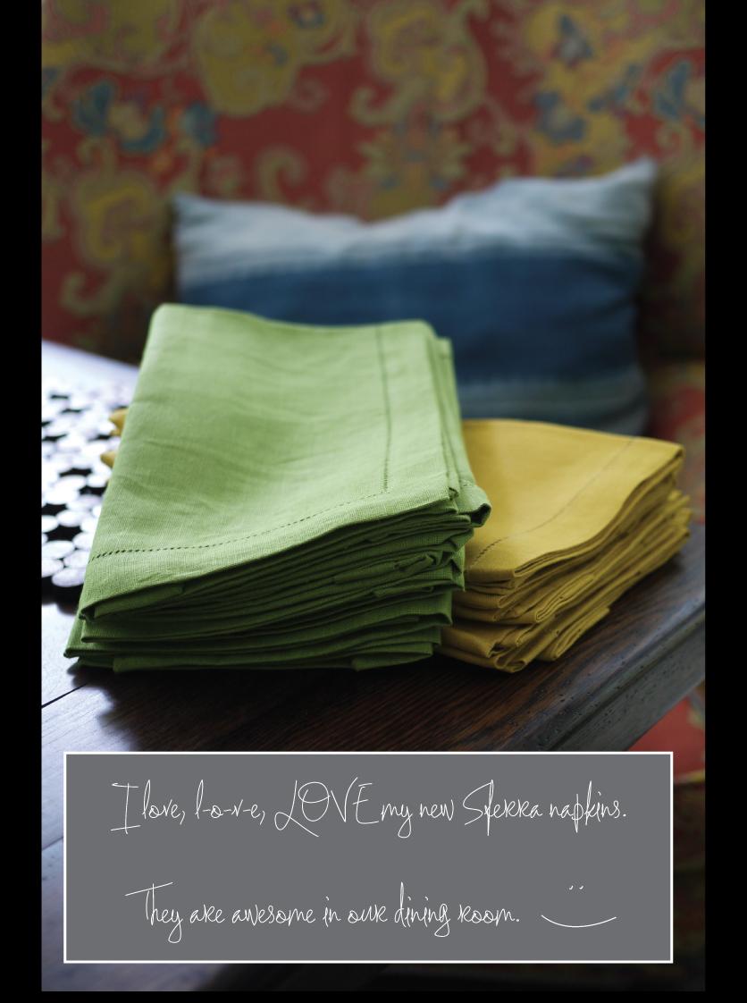 SFERRA-napkins