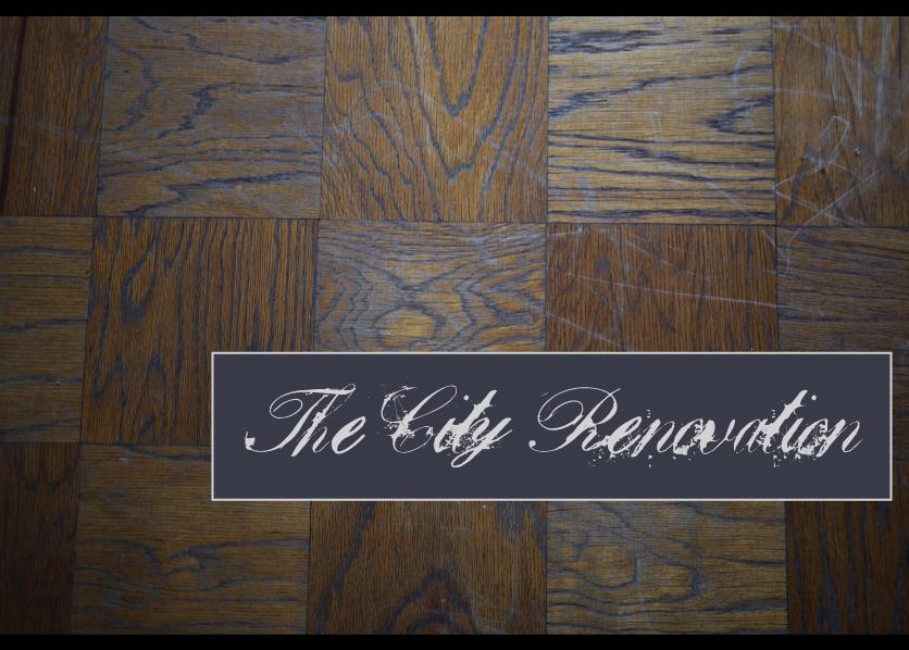 The-City-Renovation