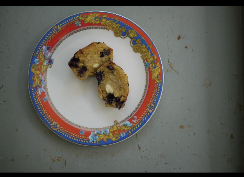 blueberry-cornbread-muffins