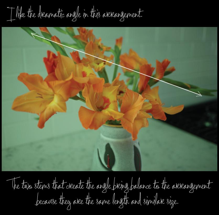 well-balanced-flower-arrangement