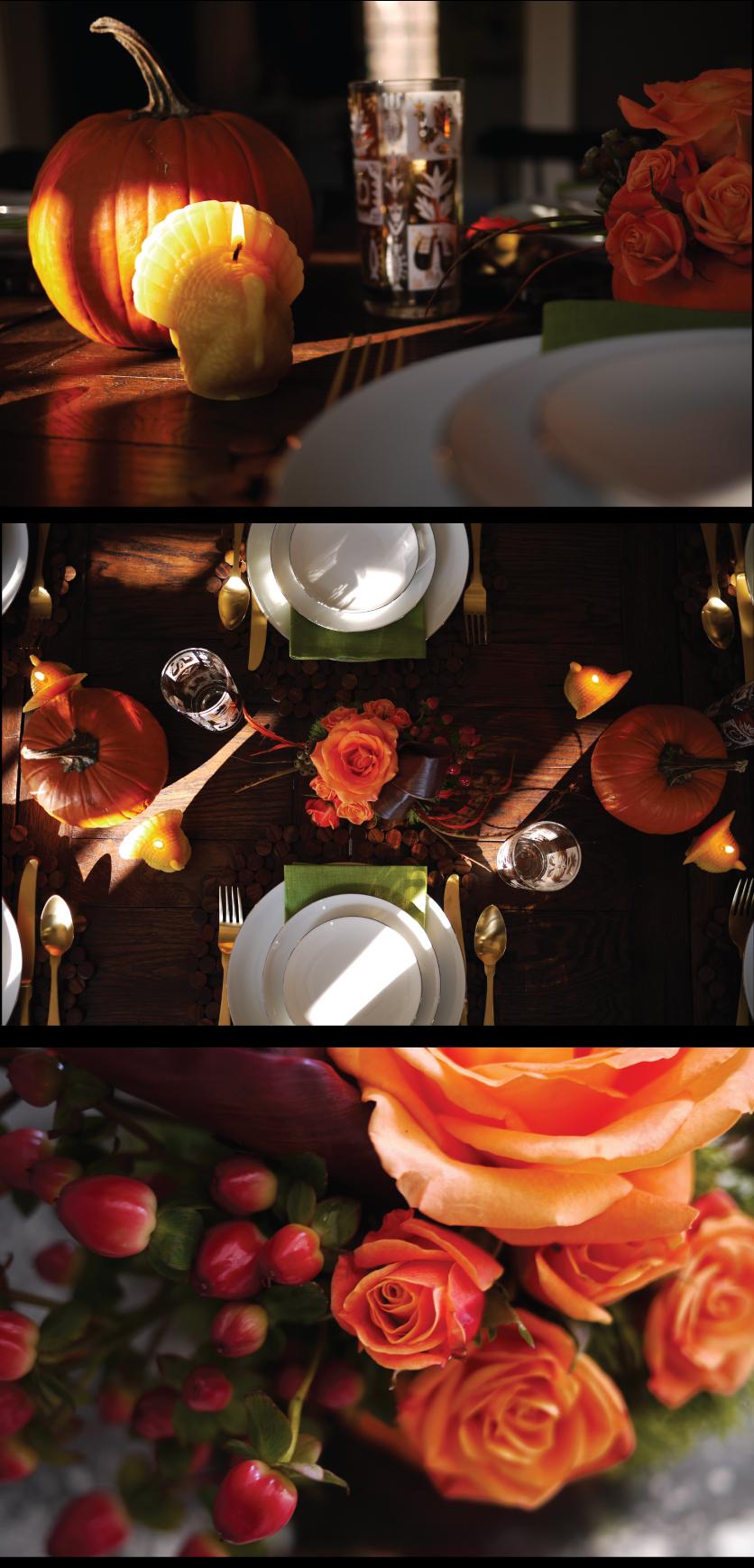 Sferra-Napkins-Vintage-Tumblers-from-Ebay-Urbino-Dinnerware