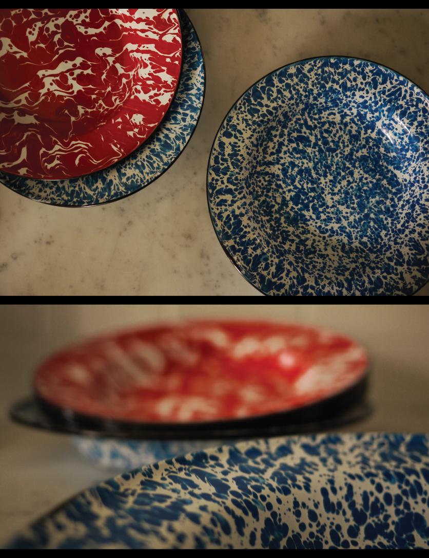 Vintage-Enamel-Splatterware