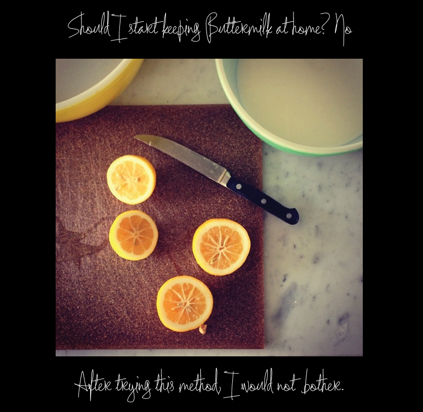 Making-Buttermilk-by-acid-substitution