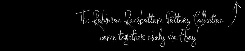 Robinson-Ransbottom-Vintage-Pottery