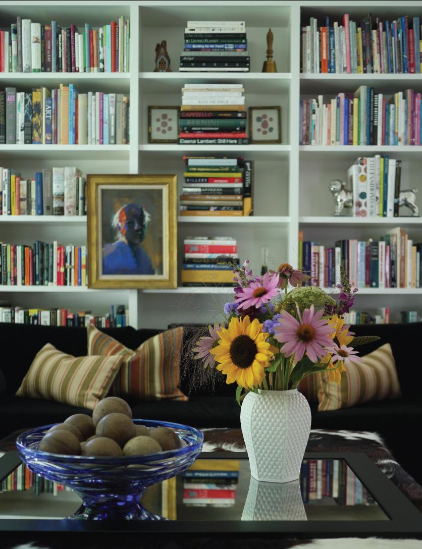 Seasonal-Flowers-in-the-Library