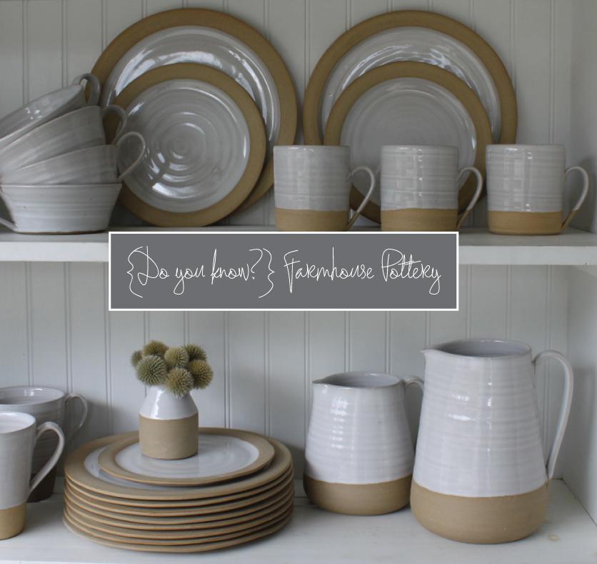 Farmhouse-Pottery