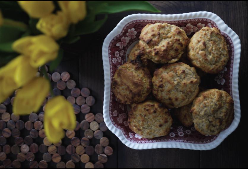 Whole-Wheat-Corn-Muffin-Recipe